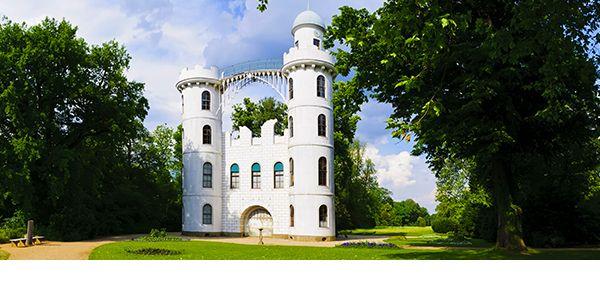 Romantische Orte für Verliebte in Berlin - Kurzreisen