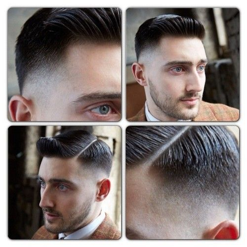 Fetish barber hair makeup n nails pinterest cheveux for Barber shop coupe de cheveux