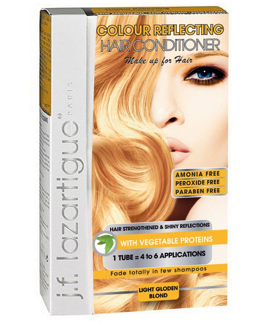 Jf Lazartigue 34oz Light Golden Blonde Color Reflecting Hair