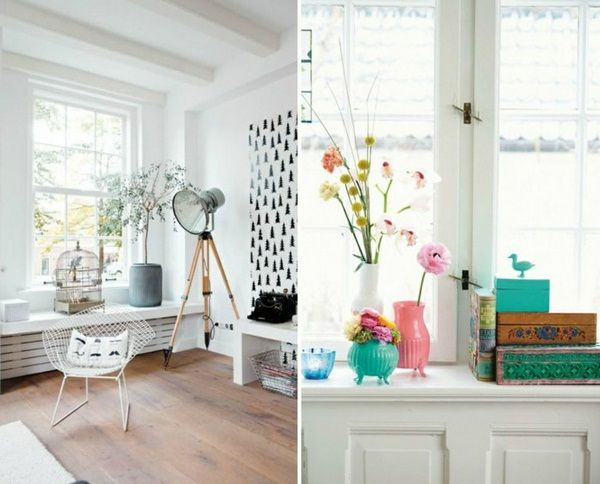 Decorating style fresh ideas windowsill deco Scandinavian