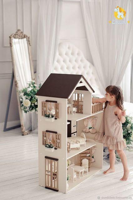 Inspiração Casa de boneca - Faça você mesmo! #dollhouses