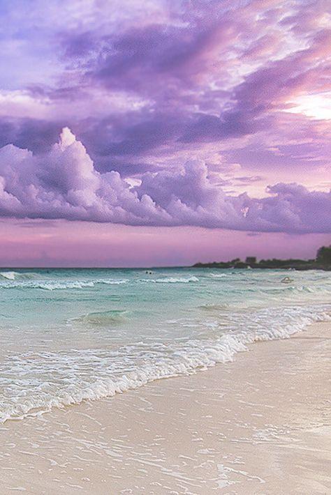 Sand Beach Amp Ocean Beautiful Landscapes Nature