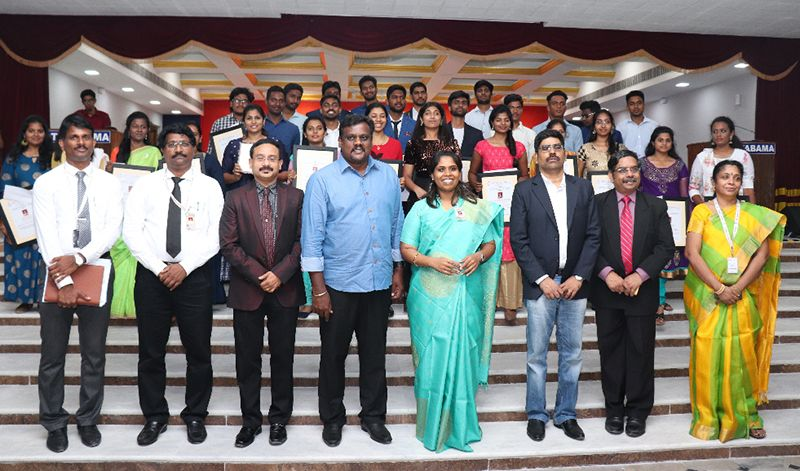 Sathyabama Excellence Day'2019′ – Record Placement at Campus Recruitment