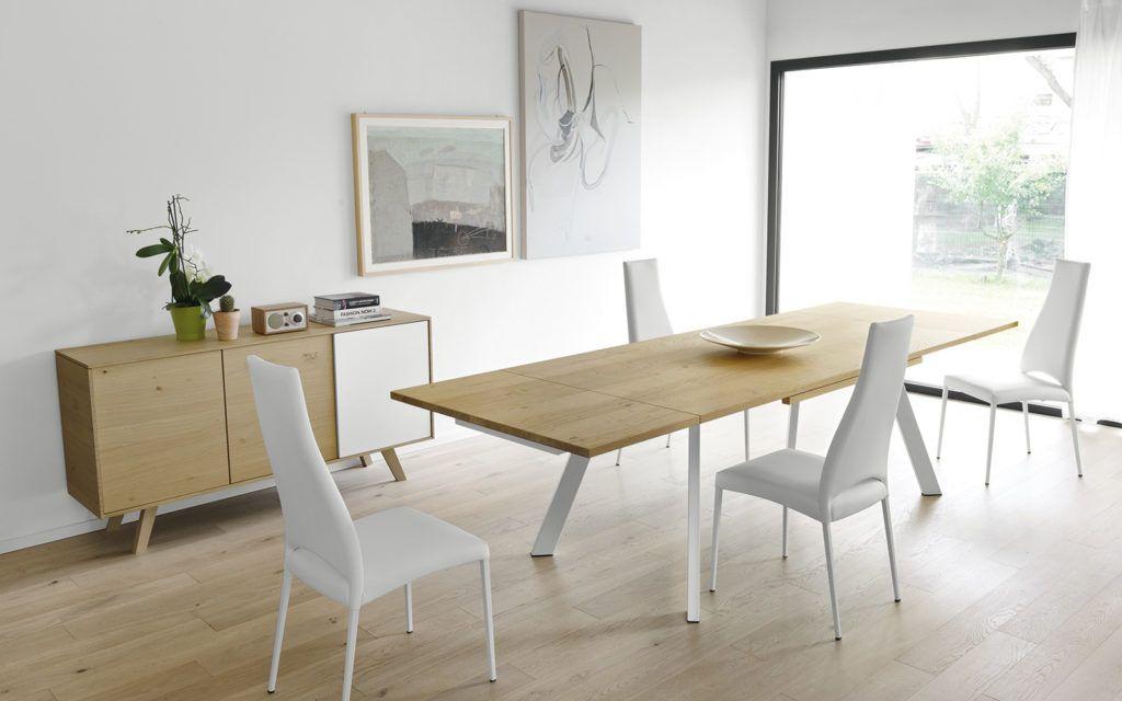 Tavolo Ponente di Calligaris | Tavoli da Pranzo | Pinterest