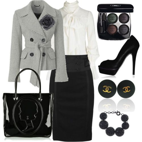 When I'm a high-powered government analyst executive, this is what I'll wear. #inmydreams