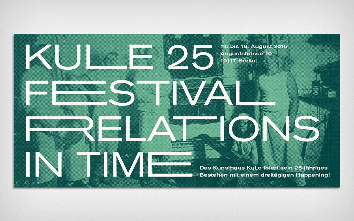 Invitation card for relations in time a three day festival at invitation card for relations in time a three day festival at kunsthaus stopboris Images