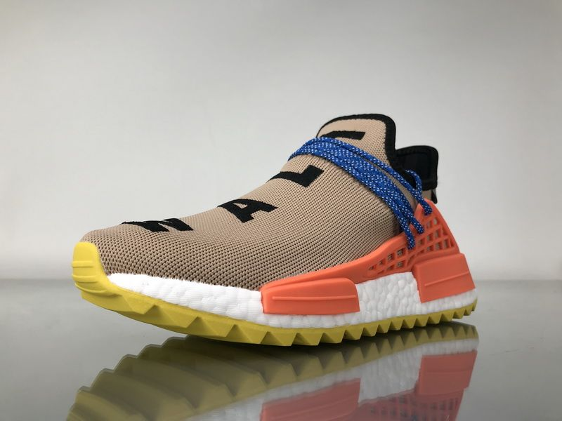 """5d7442c36 Adidas NMD Human Race Pharrell Williams """"Naked"""" Real Boost AC7361 for Sale   36-48"""
