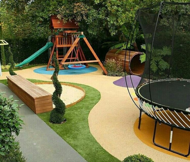 The Anti Helicopter Parents Plea Let >> 25 The Top Backyard Playground Ideas For Kids Garden Childrens