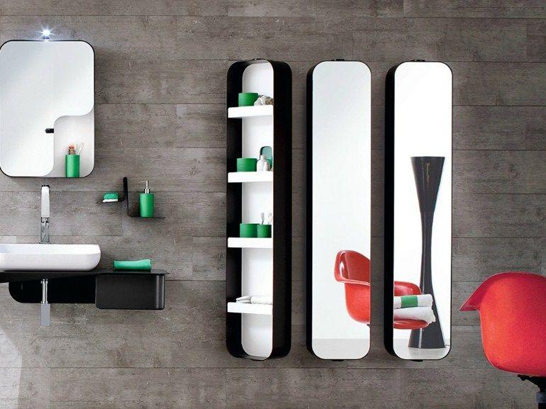 TULIP Mobile bagno con specchio by ARBLU | BATHROOM | Pinterest ...