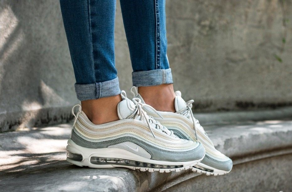 ddf29199d18 Nike Air Max 97 PRM Grey