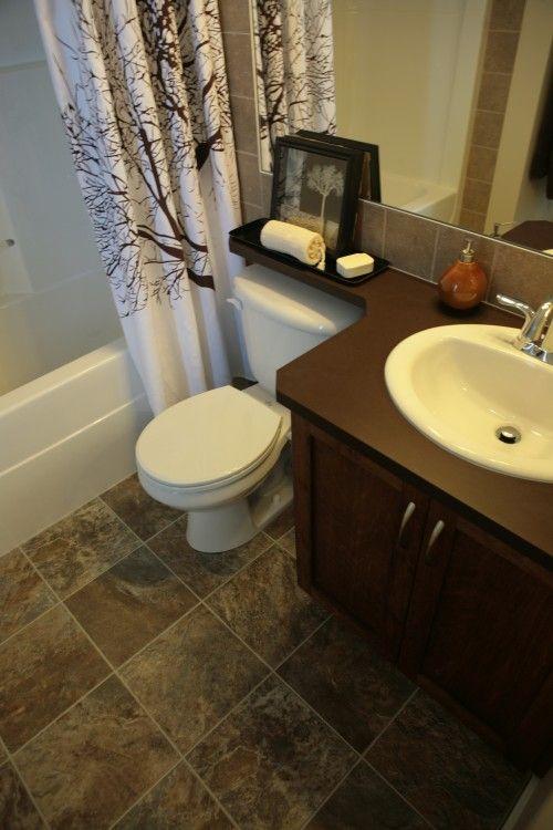 Crestview Floors Bathrooms Small Bathroom Countertop Small
