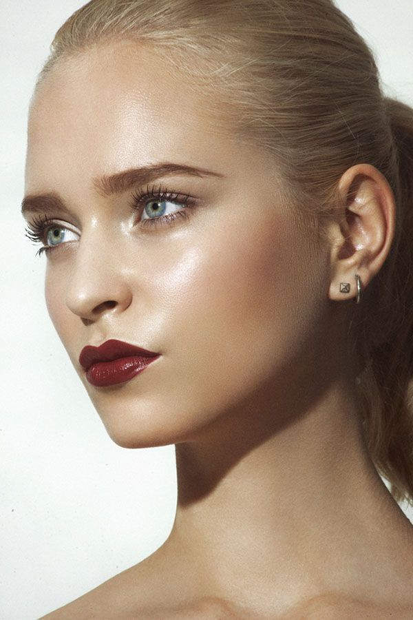 Gorgeous makeup for fall