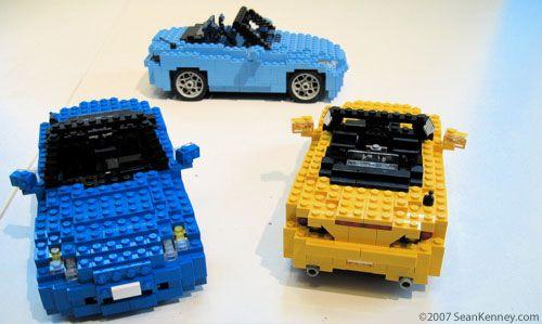lego auto  honda s2000