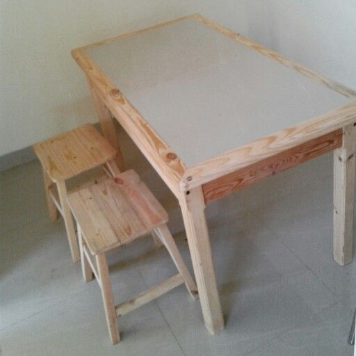 Dining Table (upcycle Palet).. Indonesian Woodworker