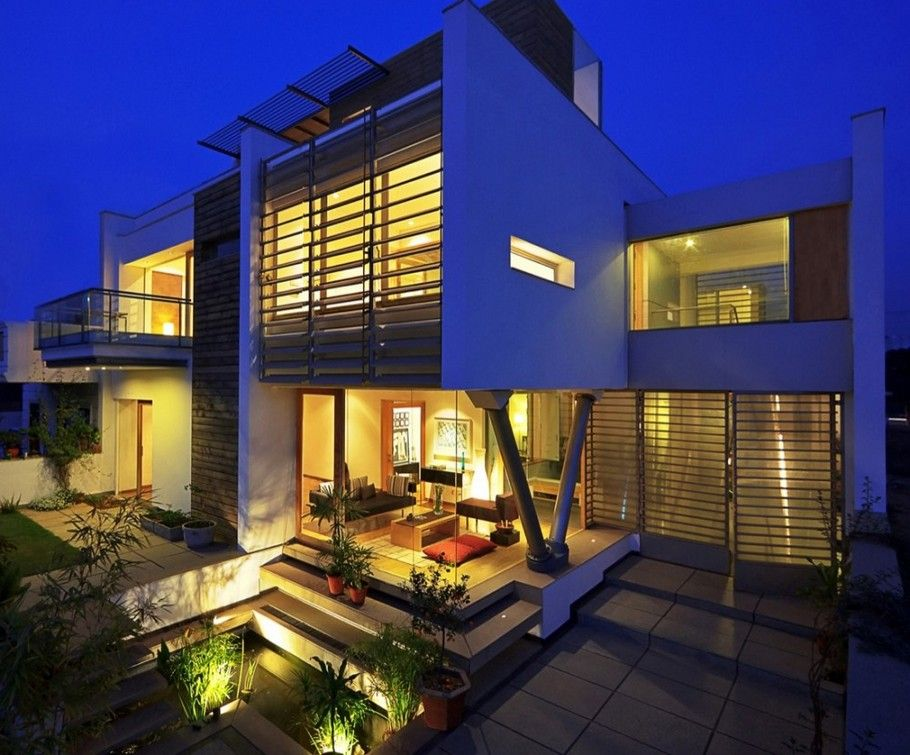 Luxury B House In India By Dada Partners Dream Home