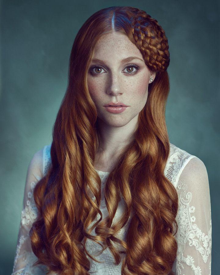 Portrait of a Lady by Joanna Kustra on 500px