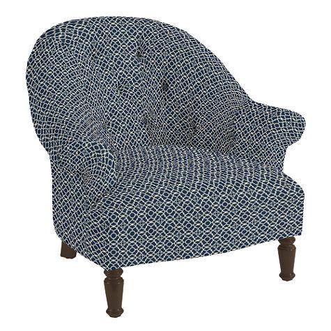 Julia Upholstered Chair by Ballard Designs I ...