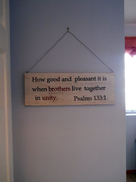 This will be made and hung on the wall of our playroom great