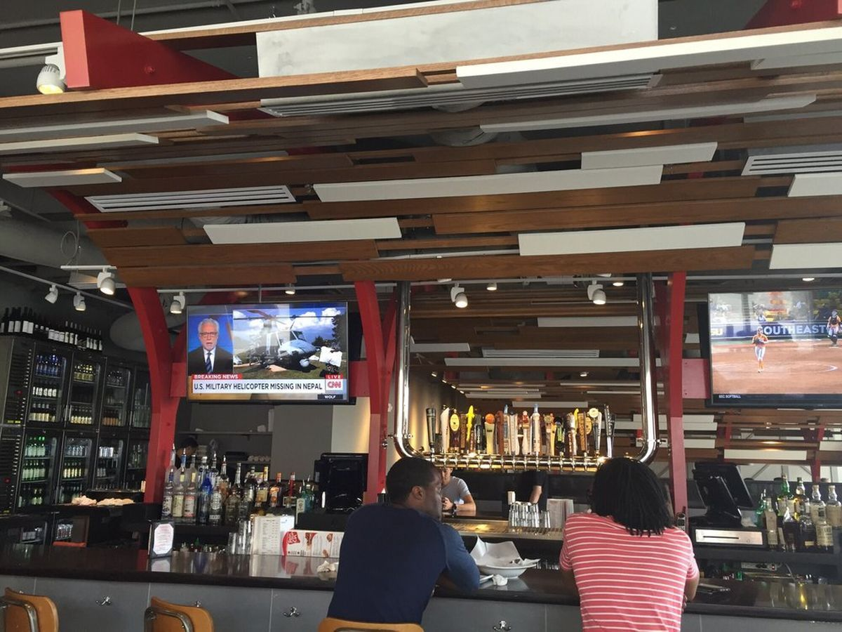 New Places to Watch the Game This Season - Eater DC