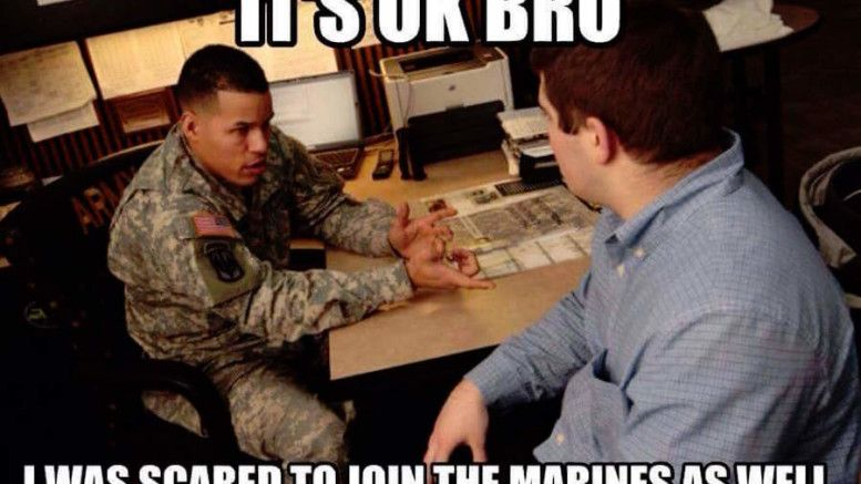 The 13 Funniest Military Memes Of The Week : The 13 funniest military memes of the week 3 23 16 under the radar