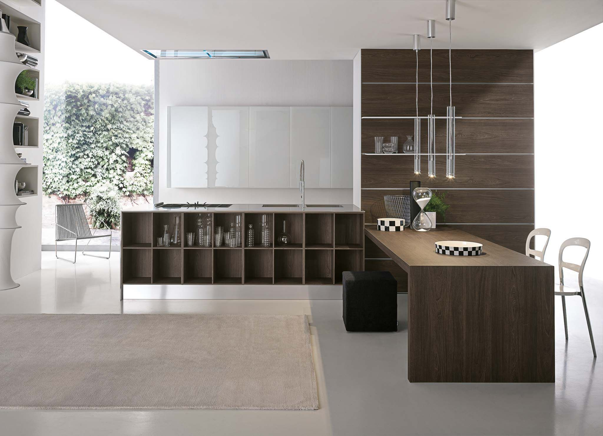 Aster Cucine A Leading Italian Manufacturer For Modern Kitchen Cabinets Modern Kitchen Design Contemporary Kitchen Cabinets Kitchen Cabinets Showroom