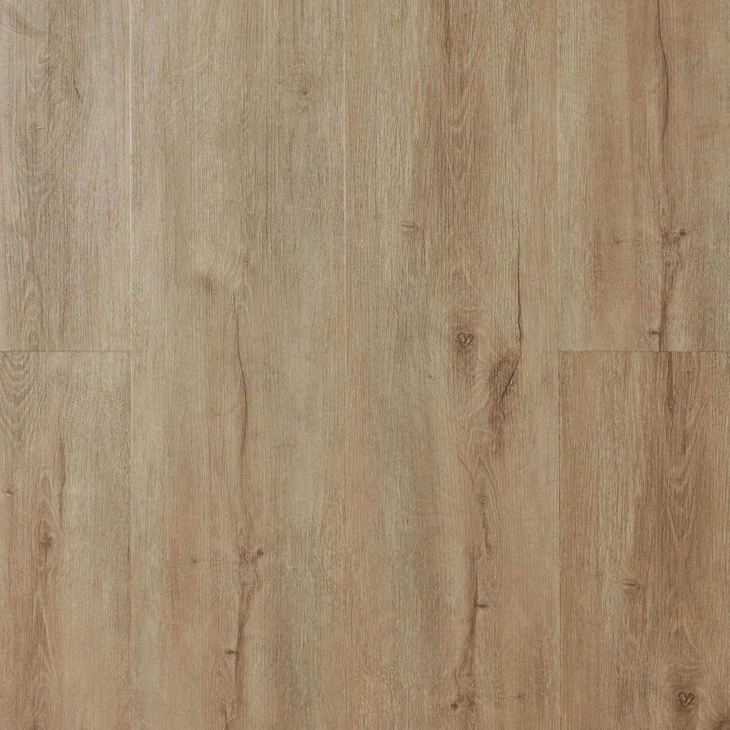 Nucore Gray Blonde Plank With Cork Back 6 5mm 100376946 Floor And Decor