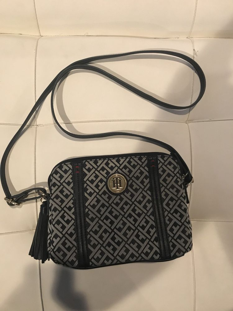 38e74a74d3 Tommy Hilfiger Purse And Make Up Bag #fashion #clothing #shoes #accessories  #womensbagshandbags (ebay link)