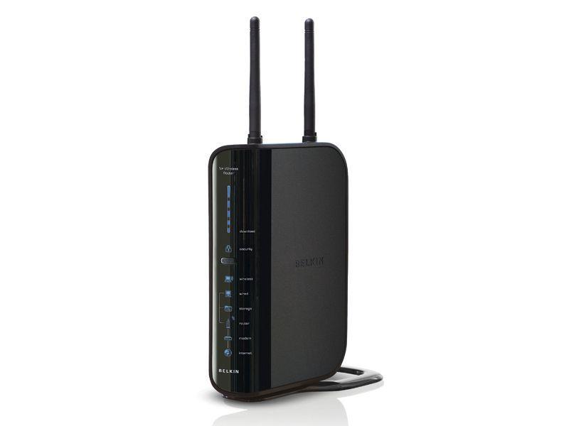 Belkin N+ F5D8635uk4A Wireless Router review   Wireless ...