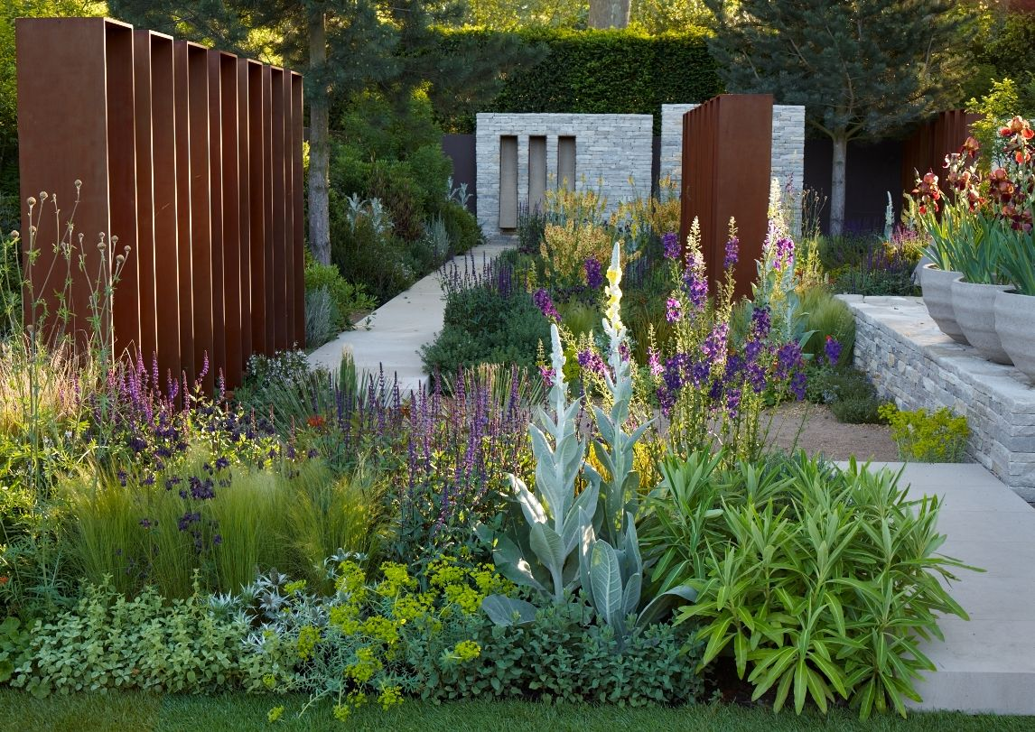 pin by andy sturgeon design on gardens