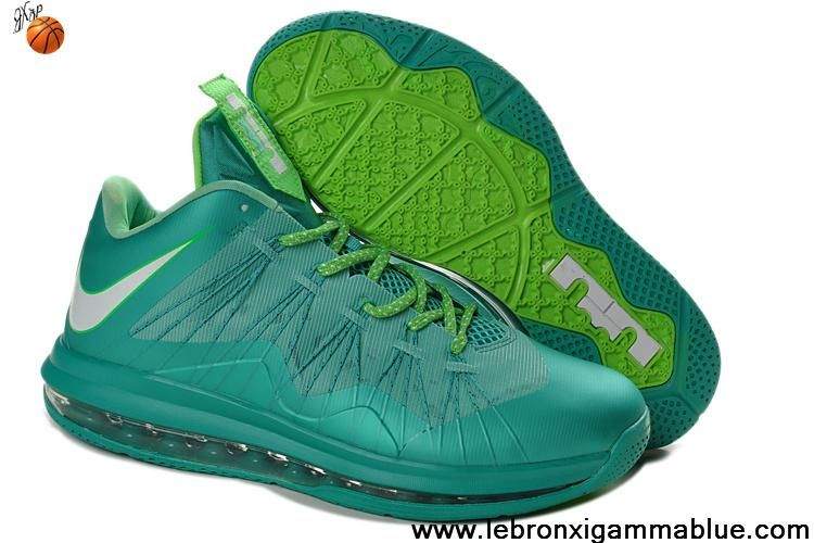 Buy Discount Crystal Mint Fiberglass - Poison Green Nike Air Max Lebron 10  Low Easter For Sale