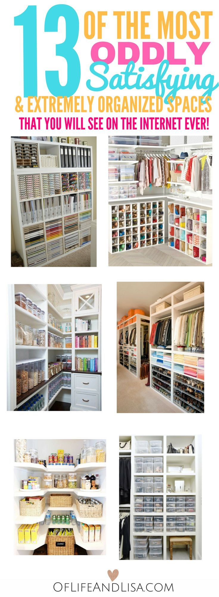 13 Brilliant DIY Home Organization Ideas That Will Blow You Away ...