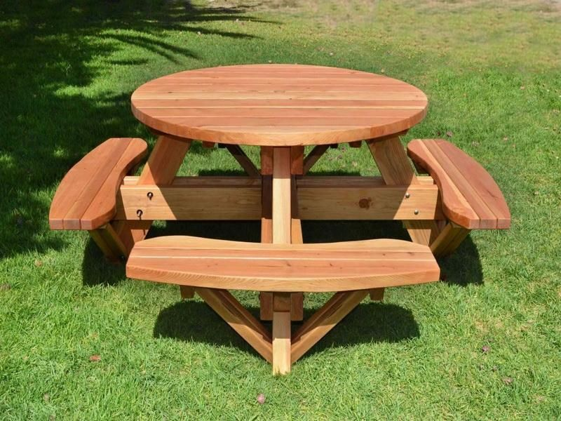 Artwork of Cool Picnic Table The Use and Varieties in