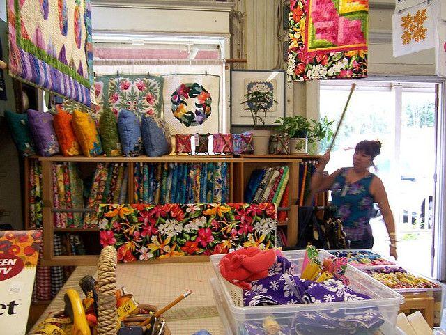 Kapaia Stitchery Kauai Hawaiian Quilts Kauai Quilts