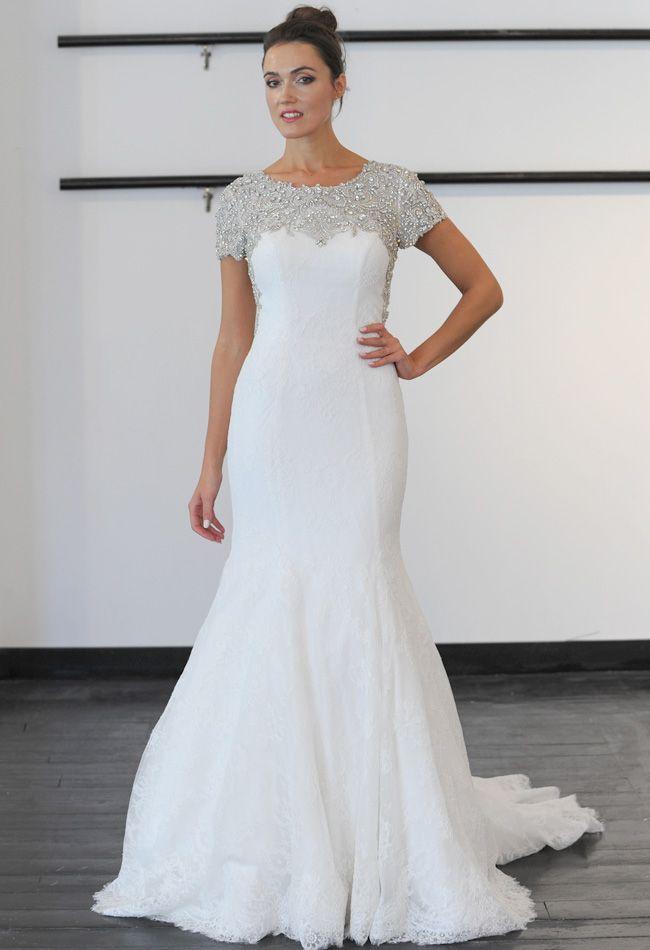 Cristiano Lucci Spring 2014 Wedding Dresses
