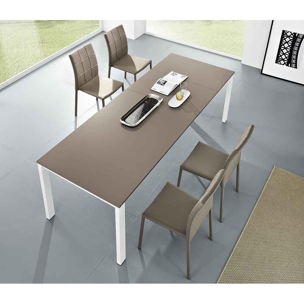 Tavolo rettangolare allungabile in legno friulsedie zenith nel 2018 tavoli allungabili - Ricci casa tavoli ...