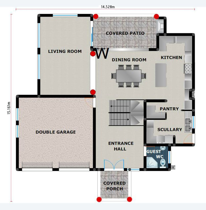 2 Bedroom Floor Plans South Africa Design Ideas 2017