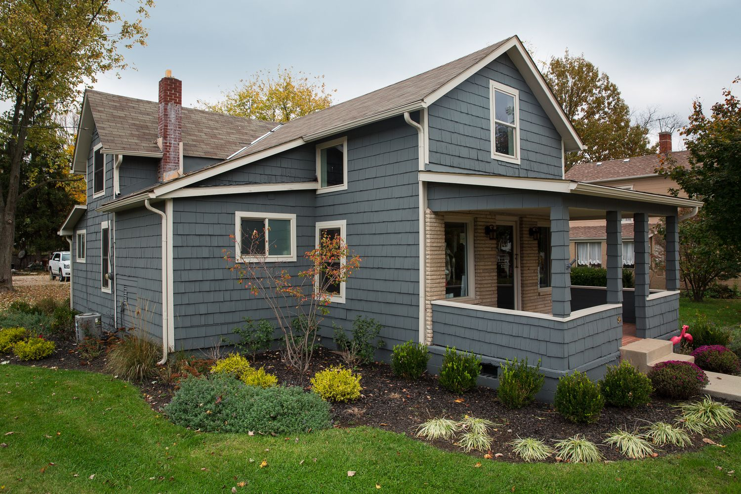 Gallery House Paint Exterior House Exterior Colors Blue Gray House Exterior