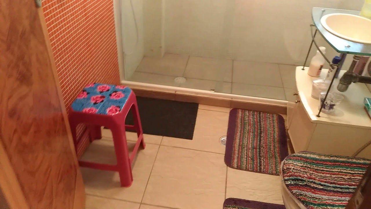Apartamento Pe Na Arieia 2 Quartos Quarto E Banheiro De