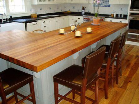 What Are Edge Grain Wood Countertops Wood Countertops Outdoor Kitchen Countertops Kitchen Countertops