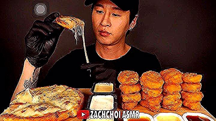 Food: cheese pizza and nuggets Cr: @zachchoi  Follow meee  #sasasmr #food #foodie #asmr #eat #chicken #asmrphan #burger #fries #mcdonalds #love #yummy #mcd #blove #sauce #blove #blovessauce #eat #eats #letseat #mukbang #saucy #fastfood #delicous #honey #nuggets #hashbrowns #potatoes #yumm #iwant #foooodie
