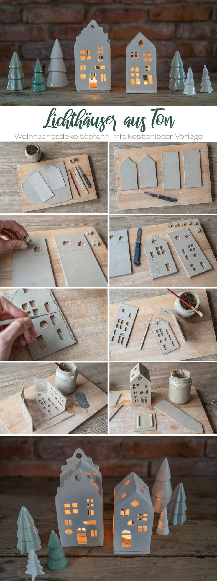 Photo of DIY Clay House Projects