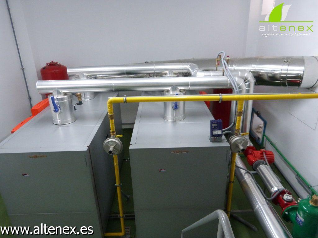 Trabajos - Altenex