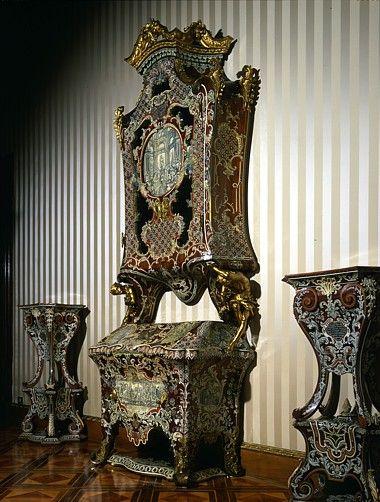 Quirinale palace roma italy mobili antichi for Mobili arredamento roma