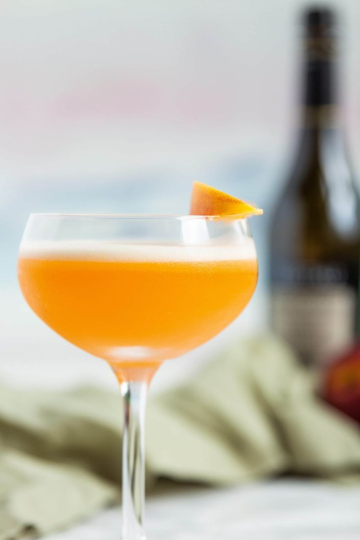 Cachaca and sherry peach sour recipe fruity drinks