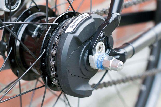 Alfine Di2 Shimano Bike Gear Road Bike Gear