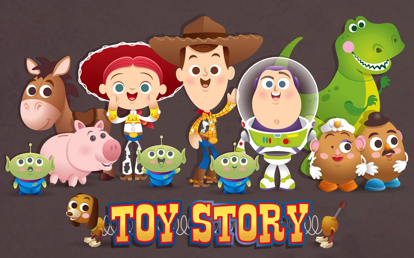 Spongebob Cute Wallpaper Desktop Toy Story Tattoo Toy Story Movie Toy Story Baby