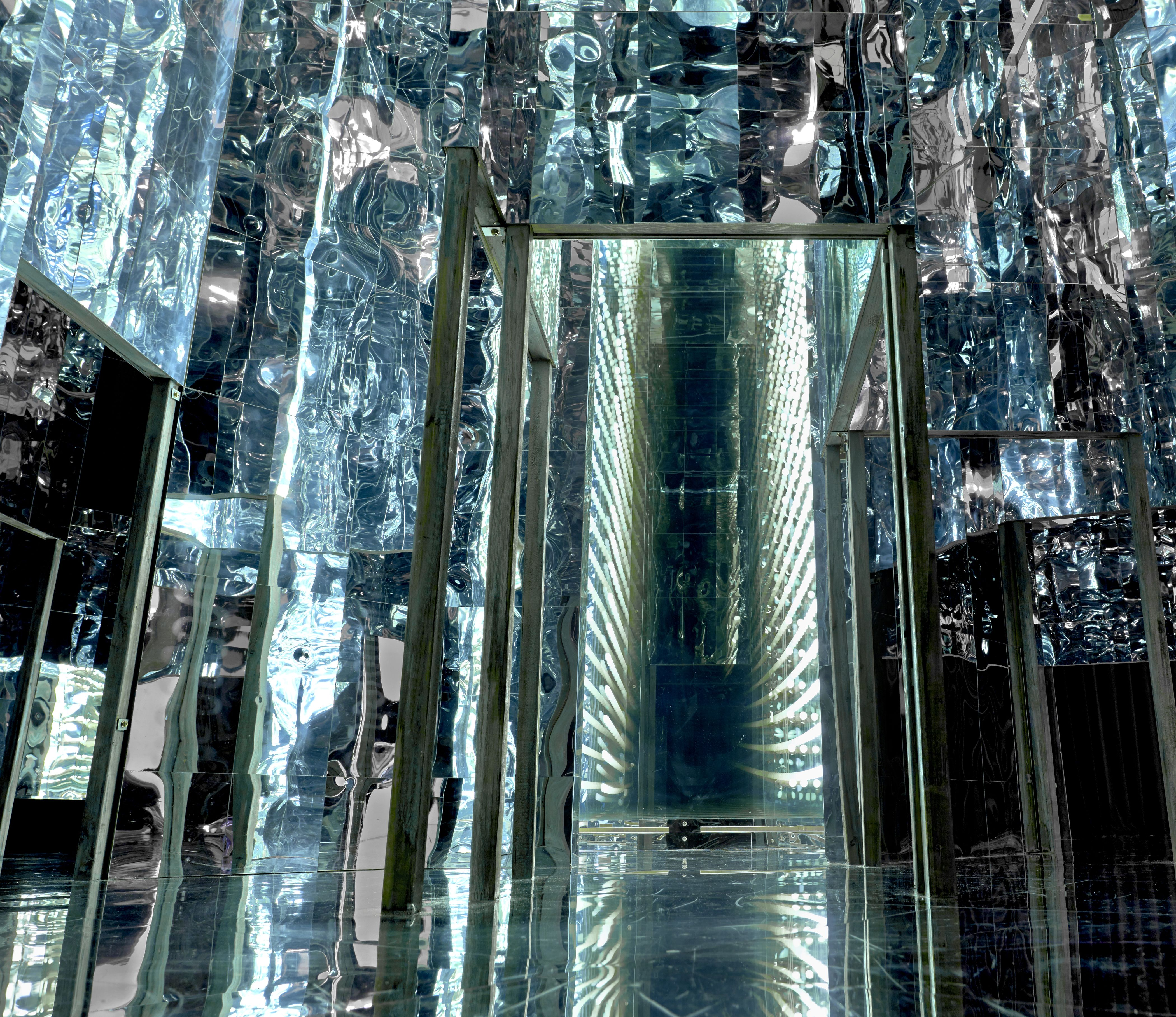Mirror Room: Lee Bul's Labyrinth Of Infinity Mirrors: Via Negativa II