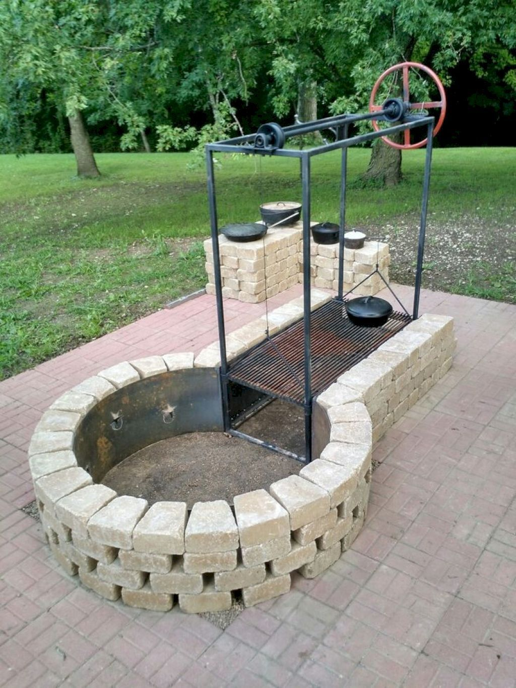 Awesome Backyard Fire Pit Design Ideas (15 | patio ...