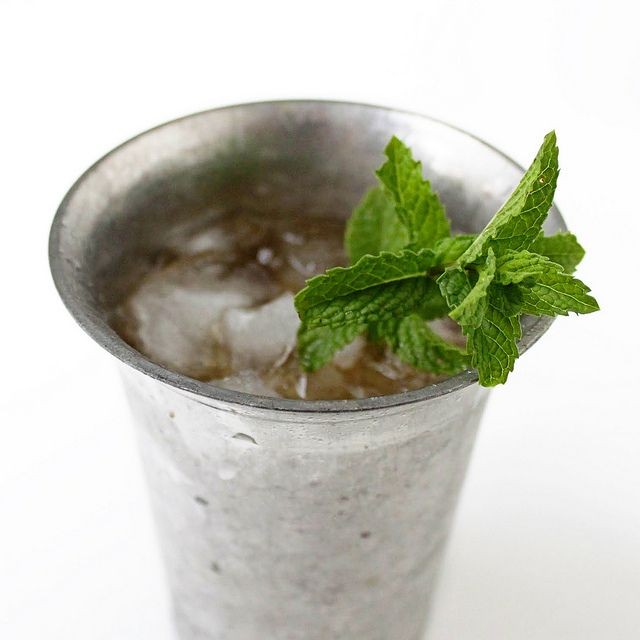 Mint Julep, we can long for summer, can't we?