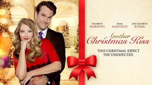 A Christmas Kiss Christmas Kiss Lifetime Movies Christmas Movies